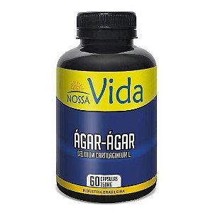 ÁGAR-ÁGAR 60CAPS