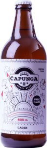 6 unidades de Capunga Lager 600ml