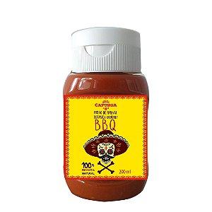 Molho de Pimenta Capunga 200ml - BBQ