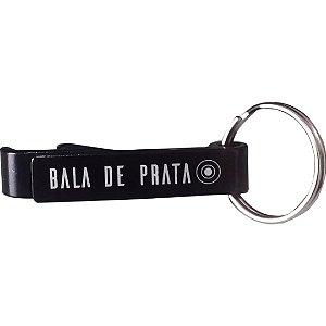 CHAVEIRO ABRIDOR - BALA DE PRATA