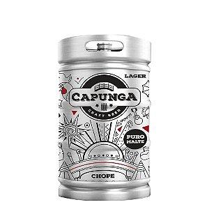 Chopp Capunga LAGER 150L - FRETE GRÁTIS RECIFE