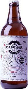 CAPUNGA LAGER 600ML
