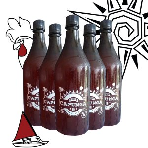 COMBO 8 PET GROWLER DE 1L DE CHOPP LAGER - PET GROWLER INCLUSO