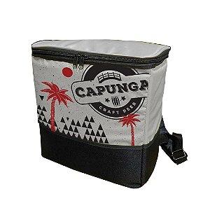Bolsa Térmica Backpack Capunga (LANÇAMENTO)