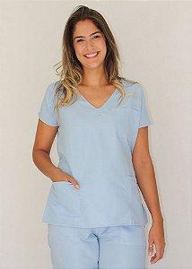 Scrubs Azul Fresh Feminino