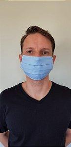 Máscara Dupla Azul Fresh
