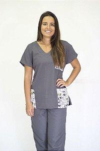 Pijama Cirúrgico Júlia M