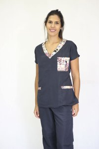 Pijama Cirúrgico Silvia P