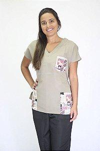 Pijama Cirúrgico Marina P