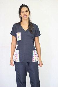 Pijama Cirúrgico Lorena M