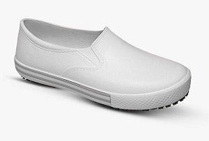 Tênis Profissional Branco com faixa clara