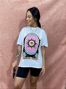 Camiseta Magical Vision - Branca