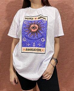 Camiseta Magical Eye - Branca