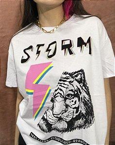 Camiseta Storm - Branca