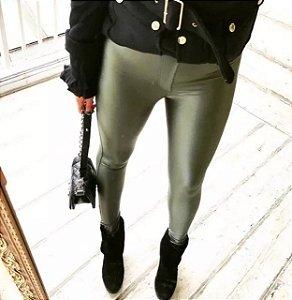 Calça Disco - Verde Militar