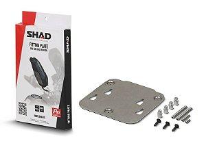 SHAD X020PS SUPORTE BOLSA DE TANQUE PIN SYSTEM PARA SUZUKI SRAD 750 (06-10) E V-STROM 650 (ATÉ 11)
