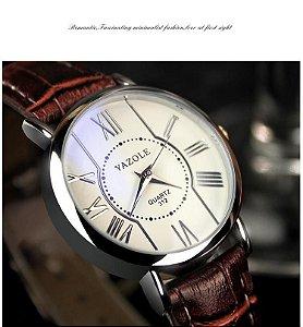 0d32652d591 Relógio Feminino Yazole 312 Menor Preço - FRETE GRÁTIS PARA TODO SUDESTE