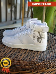 Bota Air Force 1 Masculina e Feminina