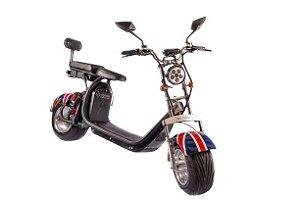 Scooter elétrica citycoco HR5 - 2.000 watts