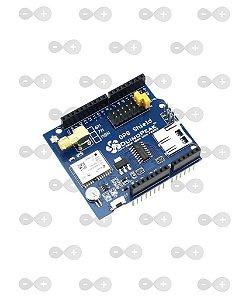 Arduino Shield Gps Suporte Cartão Sd + Antena 3m + Ebook