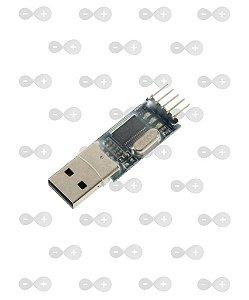 MÓDULO CONVERSOR USB PARA TTL RS232