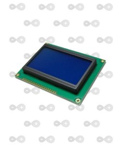 Display Lcd Gráfico 128x64