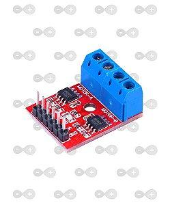 Driver Para 2 Motores L9110 800ma / 2.5v~12v / Arduino, Pic