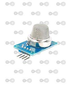 Sensor de Gás MQ-6 - GLP (Gás de Cozinha), Propano, Isobutano