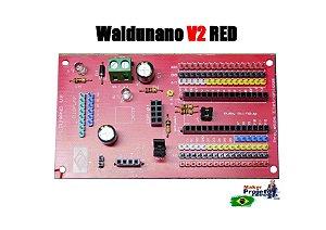 WALDUNANO V2 - A PLACA PARA TODOS OS PROJETOS (IoT)