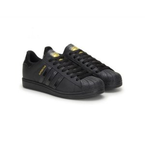 Tênis Adidas Superstar Foundation All Black - Importado