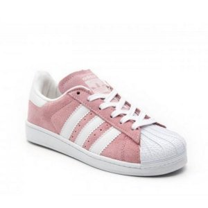 Tênis Adidas Superstar Foundation Rose - Importado