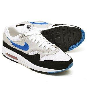 Tênis Nike Air Max 901 Cinza e Azul