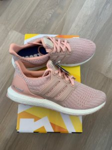 Tenis Adidas Ultraboost 4.0 Rosa