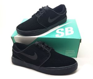 Tênis Nike SB Janoski All Black