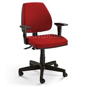Cadeira Secretária Ergonômica Gerencial 38003 com Laudo NR17