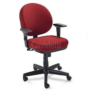 Cadeira Secretária Executiva com Lâmina Cavaletti 8101