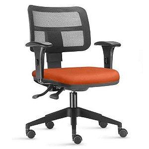 Cadeira Secretária Ergonômica Operacional ZIP