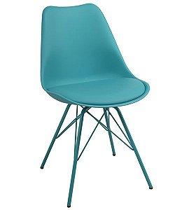 Cadeira Decorativa para Escritório ANM 6065 Colorido