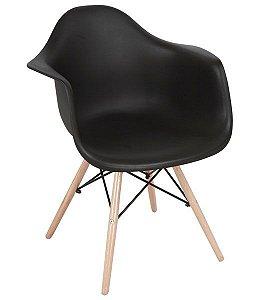 Cadeira Decorativa Giratória para Escritório ANM 8004 Diversas Cores