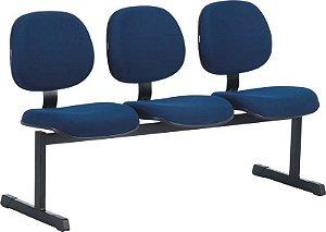 Cadeira Longarina Secretária Executiva 2,3,4 e 5 Lugares