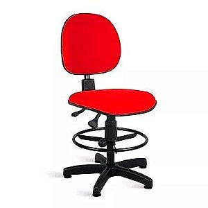 Cadeira Ergonômica NR17 alta para caixa