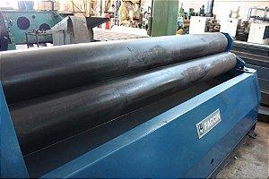 Calandra Hidráulica Faccin 2.500 mm x 5/8 pol