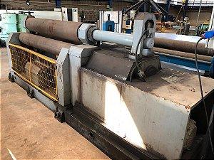 Calandra Hidráulica Mase 2.000mm X 25,4mm