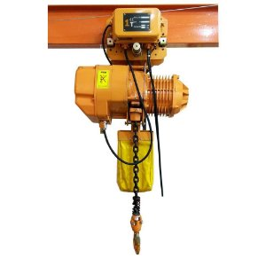 Talha Elétrica de Corrente Com Trolley MTM 01 Ton