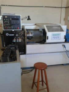 Torno CNC Centur 30 A III 1000mm