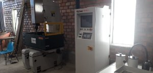Eletroerosão Penetração Eletrocult 450