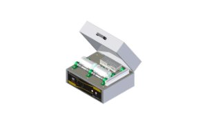 Equipamento analisador de estabilidade ao rolamento conforme ASTM D-1831 (Roll Stability)