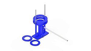 Extrator de amostras Marshall/CBR e Proctor hidraulico 2 toneladas