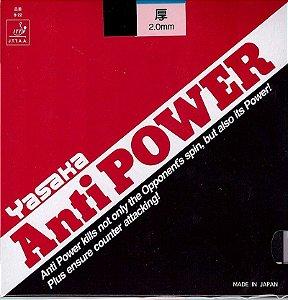 Borracha Yasaka - Anti Power (anti spin)