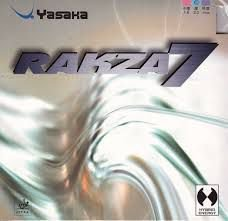 Borracha Tênis de Mesa Yasaka - Rakza 7